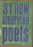 31 New American Poets by Ron Schreiber