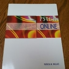 Psych Online by Patricia M. Wallace