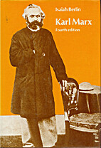 Karl Marx, his life and environment (Oxford…