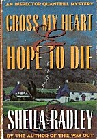 Cross My Heart & Hope to Die by Sheila…