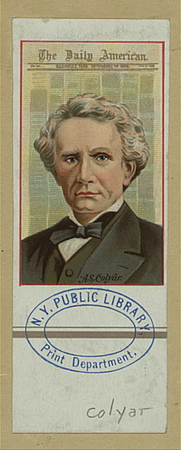 Author photo. Courtesy of the <a href=&quot;http://digitalgallery.nypl.org/nypldigital/id?1223611&quot;>NYPL Digital Gallery</a> (image use requires permission from the New York Public Library)