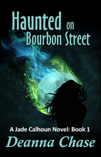 Haunted on Bourbon Street (Jade Calhoun…
