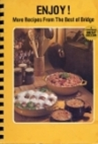 Enjoy! More recipes from the Best of Bridge…