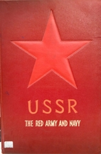 The Red Army and Navy by Aleksandr…