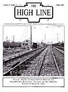 The High Line, volume 23, n°2 - Winter 2007…