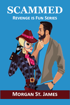 Scammed (Revenge is Fun Series Book 5) by…