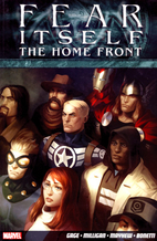 Fear Itself: The Home Front by Pete Milligan