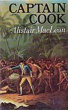 Captain Cook by Alistair MacLean