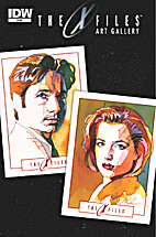 X-files Art Gallery #1 by Cat Staggs