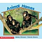 Animal Homes (Science Emergent Readers) by…