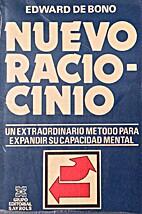 Nuevo raciocinio by Edward De Bono