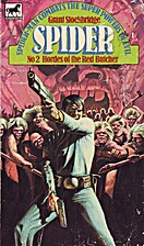 Hordes of the Red Butcher by R. T. M. Scott