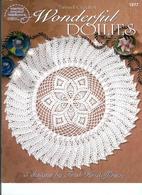Thread Crochet Wonderful Doilies American…