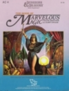 Book of Marvelous Magic (Dungeons and…