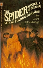 City of Flaming Shadows by R. T. M. Scott