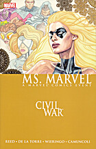 Ms. Marvel Vol. 2: Civil War by Brian Reed