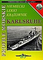 PM 8 - The German Light Cruiser KARKSRUHE by…