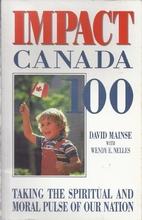 Impact Canada 100; Taking the Spiritual and…