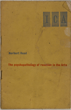 Psychopathology of reaction in the arts by…