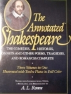 The Annotated Shakespeare: The Comedies,…