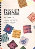Passap E6000 Pattern Book