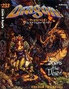 Dragon Magazine No. 233 by Dave Gross