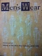Men's Wear History of the men's wear…