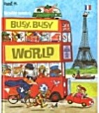 My funny little world by Richard Scarry