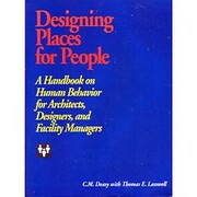 Designing places for people : a handbook on…