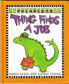 Thing finds a job by Robin Klein
