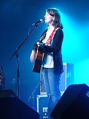 Author photo. Credit: Andy (Flickr user 6tee-zeven), July 30, 2005, Cambridge Fok Festival, UK)