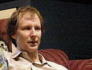 Author photo. Gary Hardcastle, co-editor of Monty Python and Philosophy, discoverer of the Tarski-Chapman Conjecture