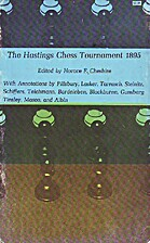 Hastings Chess Tournament 1895 Containing…