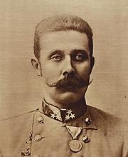 Author photo. Franz Ferdinand