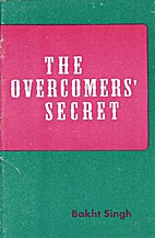 The overcomers' secret: Studies in the book…