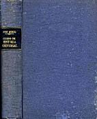 Curso de Historia Universal by José Mundó
