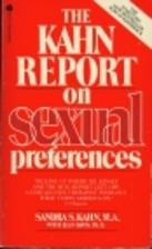 Kahn Report on Sexual Preferences by Sandra…