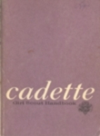 Cadette Girl Scout Handbook by Girl Scouts…