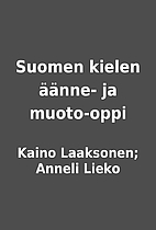 Suomen kielen äänne- ja muoto-oppi by…