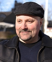 Author photo. Brad Middleton