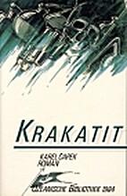 Krakatit by Karel Čapek