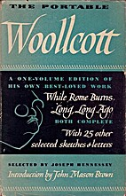 The Portable Woollcott by Alexander…