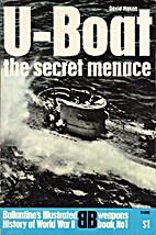 U-Boat: The Secret Menace (Ballantine's…