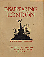 Disappearing London: Etchings by Edwin…