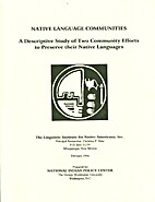 Native Language Communities: A Descriptive…