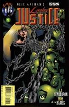 Neil Gaiman's Lady Justice (Vol. 2) #9 by C.…