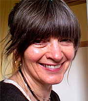 "Author photo. Marian Pallister, author of ""Argyll Curiosities"" and ""Lost Argyll"""