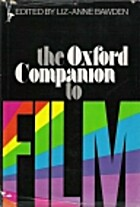 The Oxford Companion to Film by Liz-Anne…