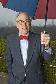 Author photo. Morrison H. Heckscher [credit: New York Observer]