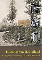 Histories van Heuvelland bijdragen ter…